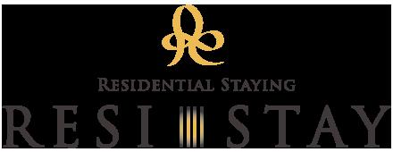 住むように過ごす「RESIdential×STAYing」宿泊事業の開業から運営までをトータルにサポート。